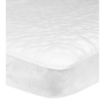 Gerber Embossed Fitted Crib Pad
