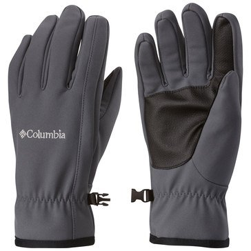 Columbia Men's Ascender Soft Shell Grey Glove