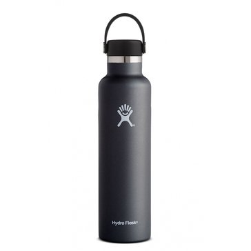 Hydro Flask 24 Oz. Standard Mouth Water Bottle - Black