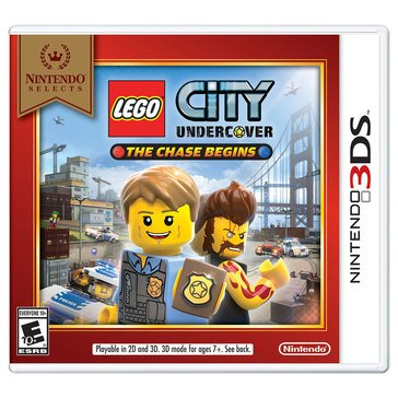 3DS Lego City Undercover:The Chase Begins NS