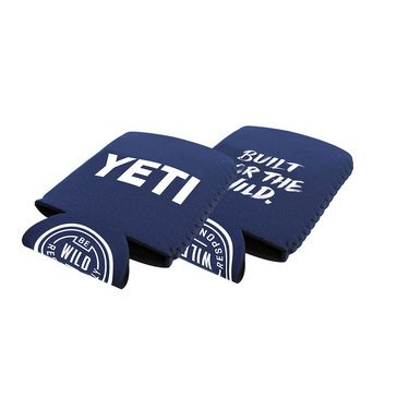 YETI Built For The Wild Neoprene Drink Jacket - Navy