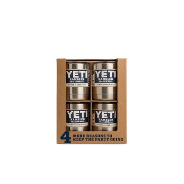 YETI Limited Edition Rambler Lowball 4-Pack