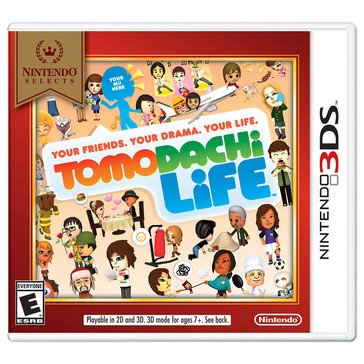 3DS Tomadachi Life NS