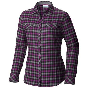 Columbia Women's Simply Put Flannel Shirt