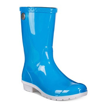 UGG Sienna Women's Rainboot Neon Blue