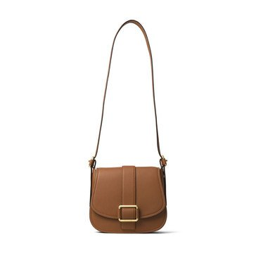Michael Kors Maxine Large Saddle Bag Luggage