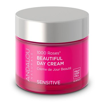 Andalou Naturals 1000 Roses Beauty Day Creme 1.7oz