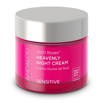 Andalou Naturals 1000 Roses Heavenly Night Creme 1.7oz
