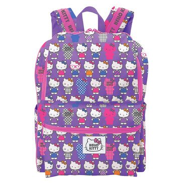 Hello Kitty Lavender Backpack