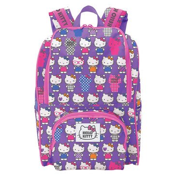 Hello Kitty Lavender Small Backpack