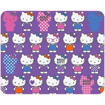 Hello Kitty Lavender Fleece Throw