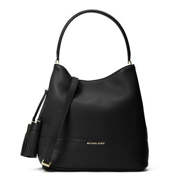 Michael Kors Kip Large Bucket Bag Black