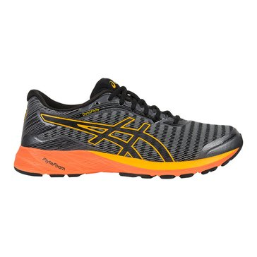 Asics Dynaflyte Men's Running Shoe Carbon/ Black/ Citrus