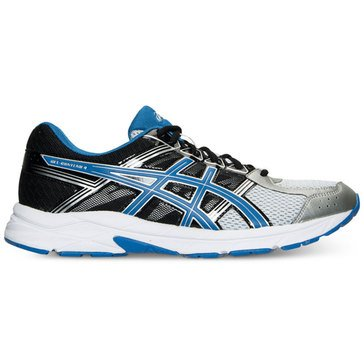 Asics Men's Running Shoe Gel Contend 4 Silver/ Classic Blue/ Black