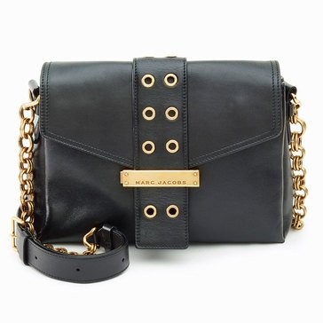 Marc Jacobs The Standard Shoulder Bag Black