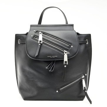 Marc Jacobs Zip Pack Backpack Black