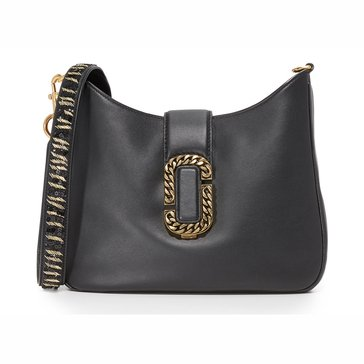 Marc Jacobs Interlock Chain Hobo Black Multi
