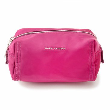 Marc Jacobs easy large Cosmetics Case Wild Berry