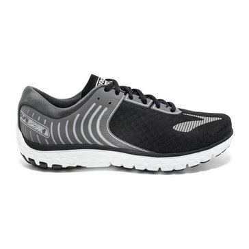 Brooks PureFlow 6 Men's Running Shoe Black/ Anthracite/ Silver