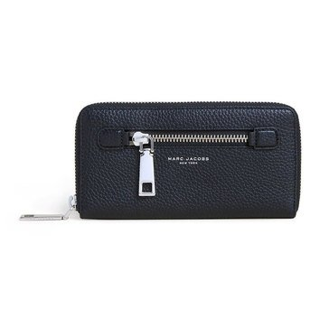 Marc Jacobs Gotham Standard Continental Wallet Black