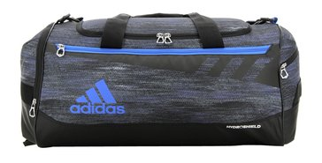 Adidas Team Issue Medium Duffel - Charcoal_D
