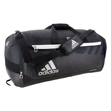 Adidas Team Issue Large Duffel - Black