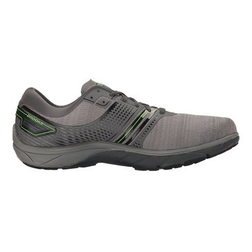 Brooks PureCadence 6 Men's Running Shoe Castlerock/ Black/ Green Flash