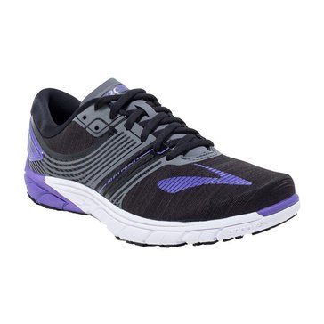 Brooks PureCadence 6 Women's Running Shoe Castlerock/ Black/ Diva Pink