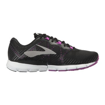 Brooks Neuro 2 Women's Running Shoe Black/ Purple Cactus Flower/ White