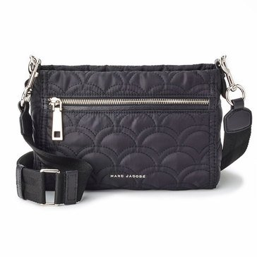 Marc Jacobs Easy Matelasse Crossbody Black