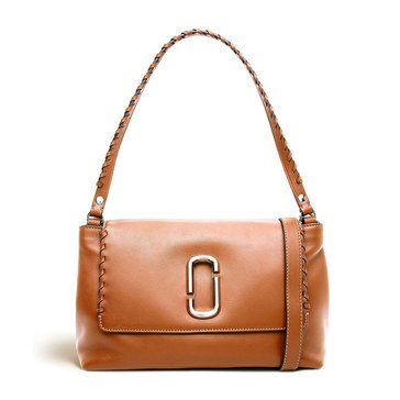 Marc Jacobs Noho Shoulder Bag Caramel Cafe
