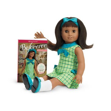American Girl Melody Doll & Book