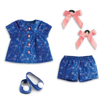 American Girl Melody's Pajamas