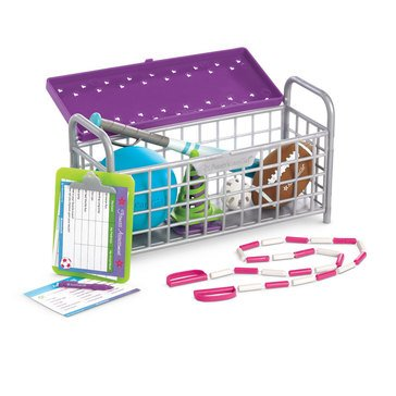 American Girl Sports Storage Bench