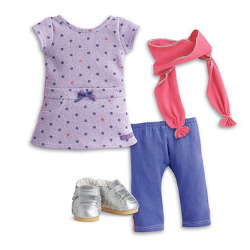 American Girl Recess Ready Outfit