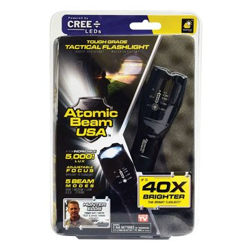 As Seen On TV Atomic Beam Flashlight