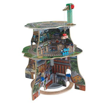 Thomas & Friends Wooden Railway Sodor Adventure Tower