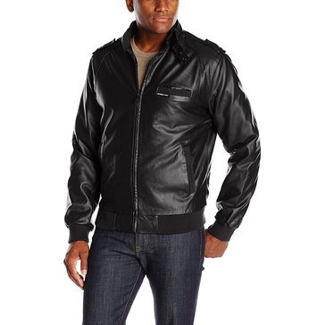 Members Only Men's IconicJacket in Black