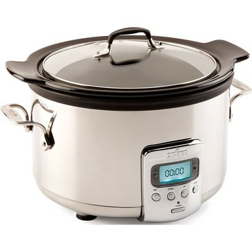 All Clad 4-Quart Slow Cooker (SD710851)