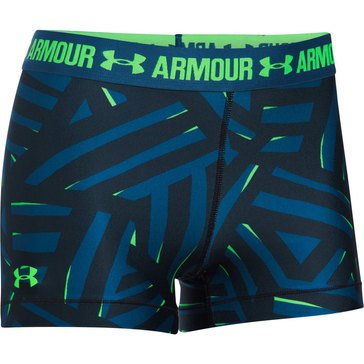 Under Armour Women's Heat Gear Armour Printed Shorty