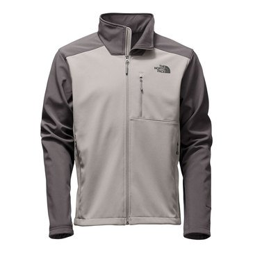 The North Face Men's Bionic 2 Black Grey Soft Shell