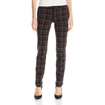 Kut From The Kloth Diana Skinny Plaid Ponte pant