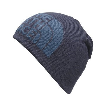 The North Face Men's Highline Reversible Navy Beanie
