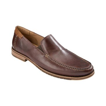 Tommy Bahama Faxon Men's Casual Slip On Shoe Dark Brown