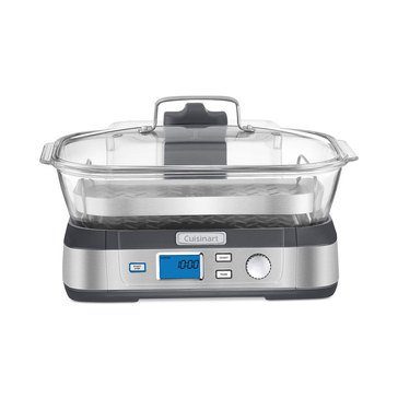 Cuisinart CookFresh Digital Glass Steamer (STM-1000)