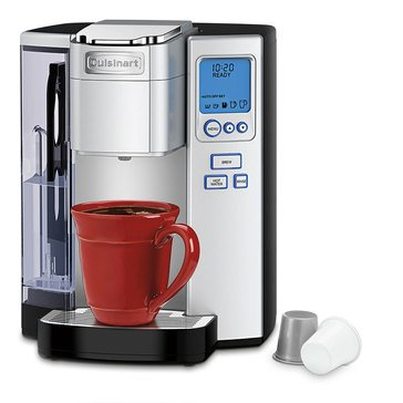 Cuisinart Premium Single Serve Coffee Maker (SS-10)
