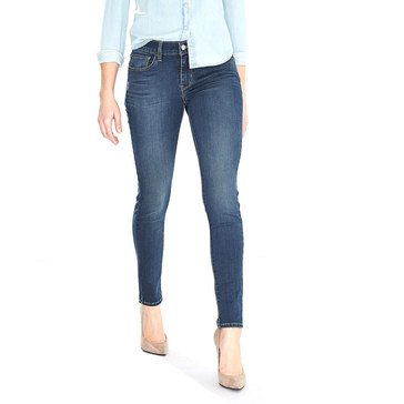 Levi's Women's 710 Super Skinny Jeans Waterfront 30