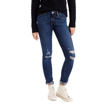 Levi's Women's 711 Skinny Jeans Damage Is Done 30