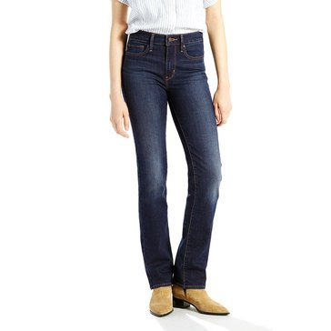 Levi's Women's Slimming Straight Leg Jeans Pacific Street 32