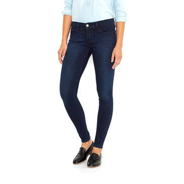 Levi's Women's 535 Super Skinny Jeans Canal Rinse 28